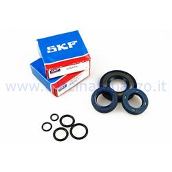 5169-KT - Crankshaft overhaul kit with ball bearing on flywheel side for Vespa 50 - Primavera