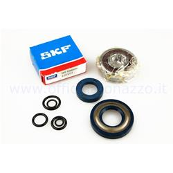 5170-KT - Engine shaft overhaul kit with roller flywheel side bearing for Vespa ET3