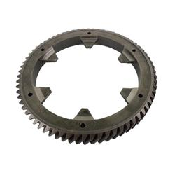 25270823 - Pinasco Z65 primary chainring meshes on the original Z23 pinion for Vespa