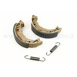 22 512 9207 - Front brake shoes for alloy wheel for Ciao - Bravo - SI, Ferodo brand