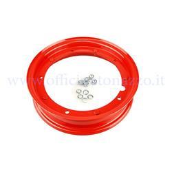 "225000013 - Wheel rim 3.00 / 3.50-10 ""red for all Vespa models"