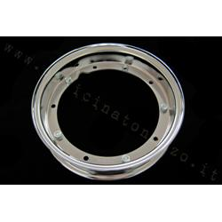 "225000016 - 3.00 / 3.50-10 ""chrome wheel rim for all Vespa models"