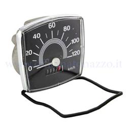 50032550 - Odometer scale 120km / h, for Vespa 50 Special