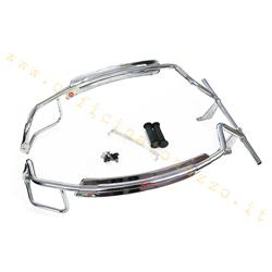 01195 / C - Chrome-plated body protector for Vespa PX - PE