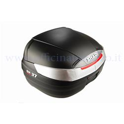 40 730 0370 - Top case Vespa SHAD SH37 with fixing plate (mis. H 31 x width 49 x depth 40 approx.)