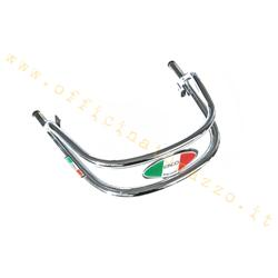 Chrome front fender bumper for Vespa GT 01570-125