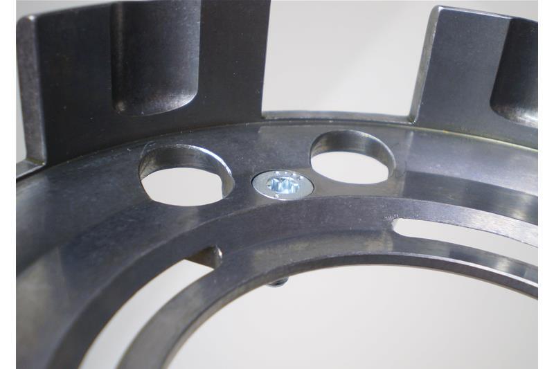 Crimaz TOP clutch box with flexible coupling for Vespa 50 - Primavera - ET3