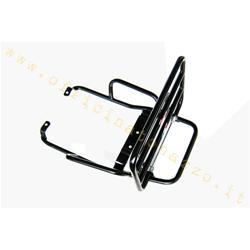 0802 - Porte-bagages arrière noir Faco pour Vespa 50N - PK - XL - HP - Rush