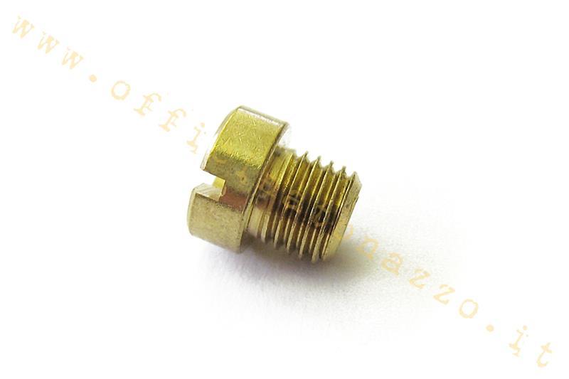 - Vespa 034 screw jet for carburettor 16/10 - 16/16 - 19/19