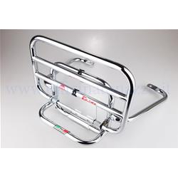 Chromed rear rack with flap for Vespa GTS / GTS Super / GTV / GT 01440 / GT / GT L 60-125ccm