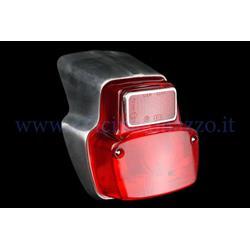 FP102 - SIEM branded metal rear light for Vespa 90 - 90SS - 125 Primavera> 0140161