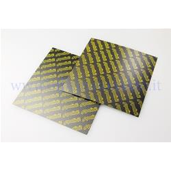 213.0599 - Polini carbon fiber sheets 0,25 mm - 110 x 100 mm for Vespa lamellar collector
