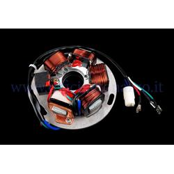 CIF electronic stator for Vespa PX without electric start (original reference Piaggio 497652)