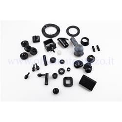 Vespa PX 125-150-200 kit de piezas de goma E