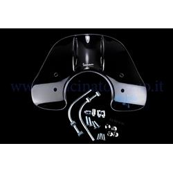 602956M - Original Piaggio mini windscreen complete with connections for Vespa PX