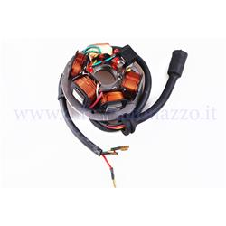 Electronic stator for Vespa PK50 / 125 - APE FL - FL2 50 - FL3 Europa - RST MIX 50- ETS, 5 WIRES (with electric starter)