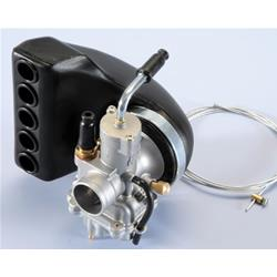 201.2402 - Carburettor Polini CP Ø24 complete with air filter for Vespa 50 - Primavera - ET3