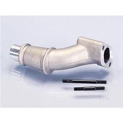 215.0002 - Polini intake manifold 24mm 2-hole rigid coupling for Vespa 50 - ET3 - Primavera