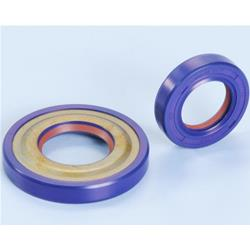 Polini oil seal series (285.0005x19x32 - 7x22x47) in PTFE / FKM for Vespa 7 - Primavera - ET50