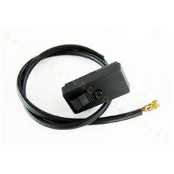 215669 - Turn indicator for Vespa PX125 / 150/200 - PK 125 (original reference 215669) (6 wires)
