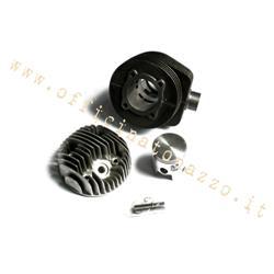 140.0080 - Cylindre Polini 177cc en fonte pour Vespa PX 125/150 all - Sprint Veloce - TS - LML Star Deluxe 125/150 / Cosa