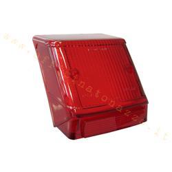 rp231 - Cuerpo luminoso para luz trasera roja para Vespa PK 125