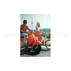 189110193 - Vespa Rally Ciao poster measures 48 x 67 cm