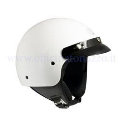 144A-AFA-14A - Helmet mod. SMARTY, metal white color, size XS