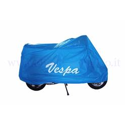 455022 - Large fabric towel cover with Vespa writing for large frame