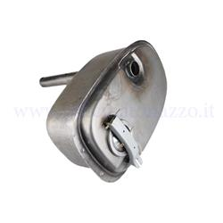 278VL507 - Petrol tank with mixer without gasket and tap for Vespa SS180 - Rally 180 - GS160