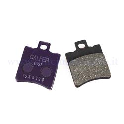 GF1054 - Disc brake pads for oversized caliper (measures 39,9 x 49,7 x 7)