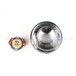 246410180 - Front glass light for Vespa 1955> 1956