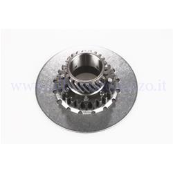 6760 - Pinion Z 22 meshes on primary Z67 - Z68 for clutch 6 springs Vespa GT - GTR - GL - Sprint - Sprint V. - TS - Super