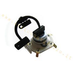 9121E - Interruptor con llave para Vespa PX-PE-ET3