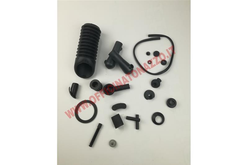 - Rubber parts kit for Vespa GL
