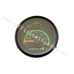 50030000 - Odometer scale 120km / h for LML with fuel level indicator adaptable to PX