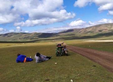 ríe mongolia